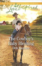 The cowboy's baby blessing cover image