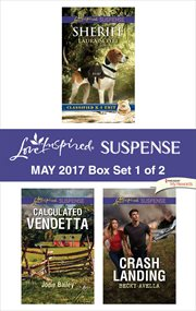 Harlequin love inspired suspense May 2017 box set. 1 of 2 cover image