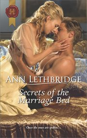 Secrets of the marriage bed cover image