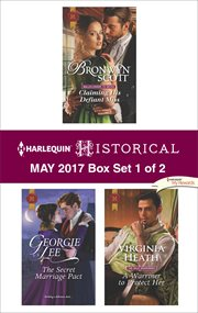 Harlequin historical May 2017. Box set 2 of 2 cover image