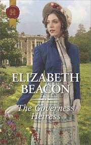 The governess heiress cover image