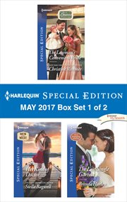 Harlequin special edition May 2017. Box set 1 of 2 cover image