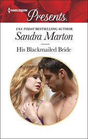 His blackmailed bride cover image