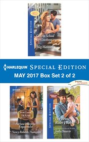 Harlequin special edition May 2017. Box set 2 of 2 cover image