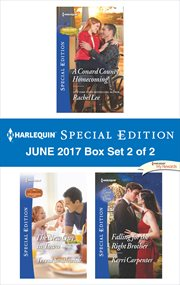 Harlequin Special Edition June 2017 Box Set 2 of 2 cover image
