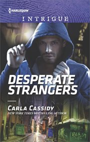 Desperate strangers cover image