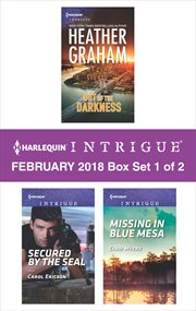 Harlequin intrigue february 2018 : box set 1 of 2 cover image