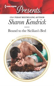 Bound to the Sicilian's bed cover image