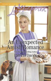 An unexpected Amish romance cover image
