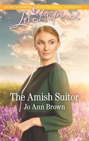 The Amish suitor cover image