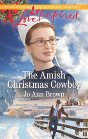 The Amish Christmas cowboy cover image