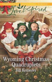 Wyoming Christmas quadruplets cover image