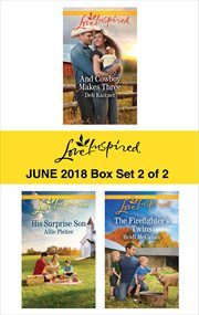 Love Inspired June 2018. Box Set 2 of 2 cover image