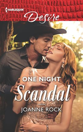 Cover image for One Night Scandal