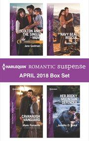 Harlequin romantic suspense April 2018 box set cover image