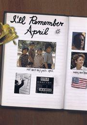 I'll remember April cover image