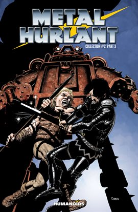 Metal Hurlant Collection Vol.6 Book Cover