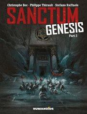 Sanctum genesis. Volume 2 cover image