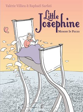 Little Josephine: Memory In Pieces Book Cover