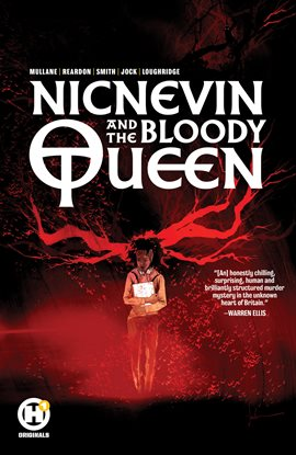 Nicnevin and the Bloody Queen Book Cover