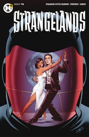 Strangelands. Issue 5 cover image
