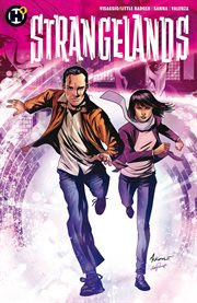 Strangelands. Issue 1 cover image