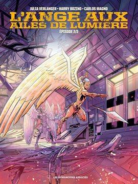 L'Ange aux ailes de lumière T2 (French)