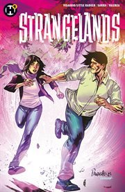 Strangelands. Issue 4 cover image