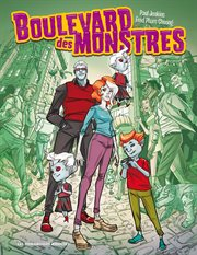 Boulevard des monstres cover image