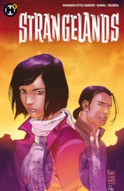 Strangelands. Issue 2 cover image
