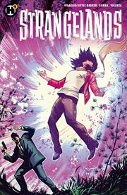 Strangelands. Issue 3 cover image