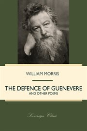 The defence of Guenevere and other poems cover image