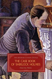 The case-book of Sherlock Holmes cover image