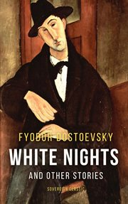 White nights: and other stories cover image