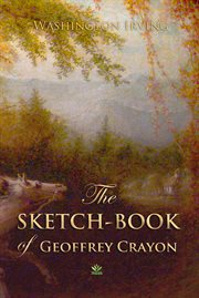 The sketch-book of Geoffrey Crayon cover image