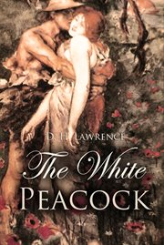 The white peacock cover image