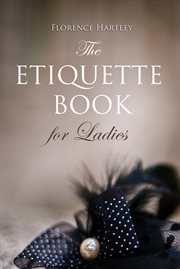 The etiquette book for ladies cover image