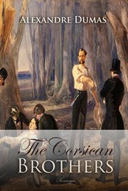 The Corsican Brothers cover image