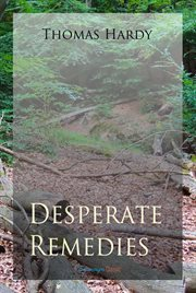Desperate remedies cover image