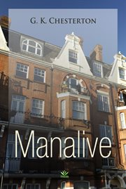 Manalive cover image