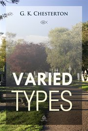 Varied types cover image
