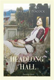 Headlong hall ;: Nightmare abbey cover image