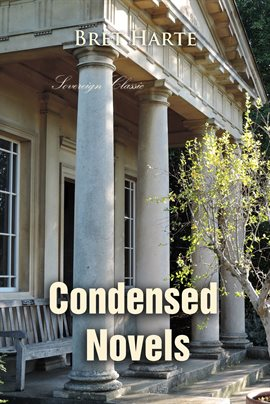 Cover image for Condensed Novels