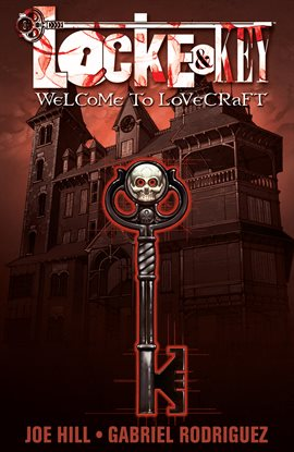 Cover of Locke & Key Welcome to Lovecraft