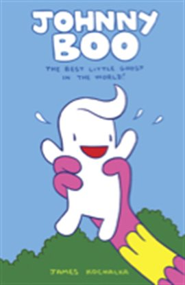 Johnny Boo Vol. 1: The Best Little Ghost In The World