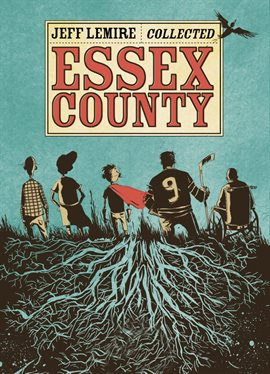 Essex County by Jeff Lemire, book cover