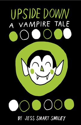 Upside Down: A Vampire Tale, book cover