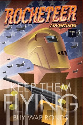Cover image for Rocketeer Adventures Vol. 2