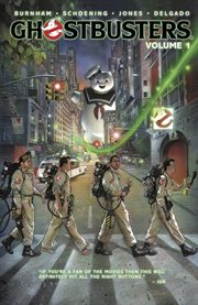 Ghostbusters: Ongoing Volume 1 / Erik Burnham