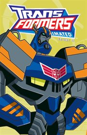 Transformers animated. Volume 11 cover image